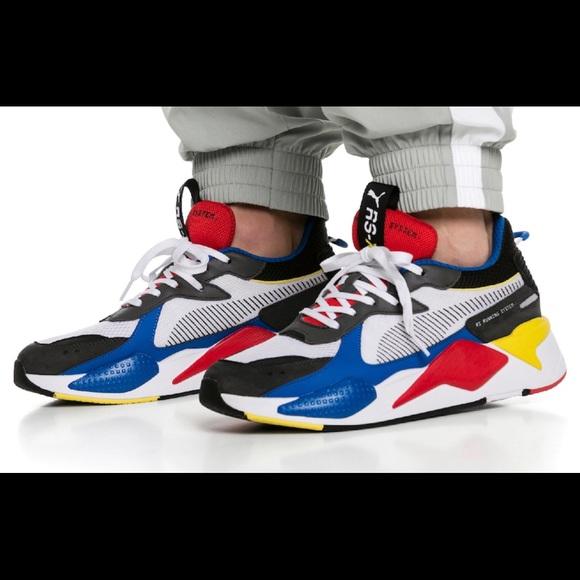 Puma Shoes | Puma Rsx Men Size 2 | Poshmark
